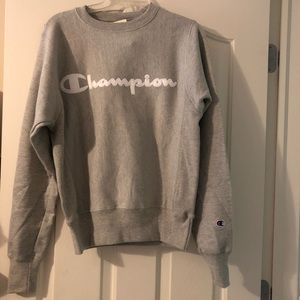 Champion Unisex Reverse Weave Crew Sweatshirt